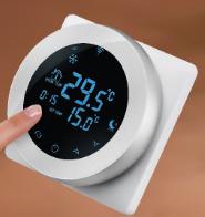 termostat displej wifi obázok